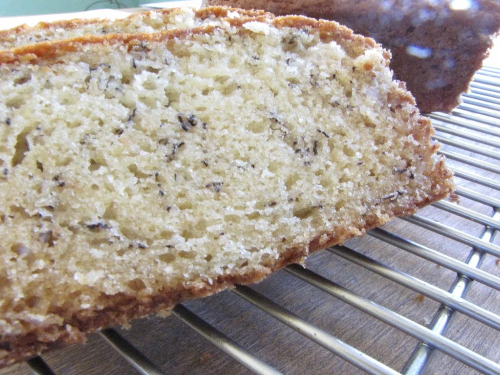 Sour Cream Banana Bread - Kimversations