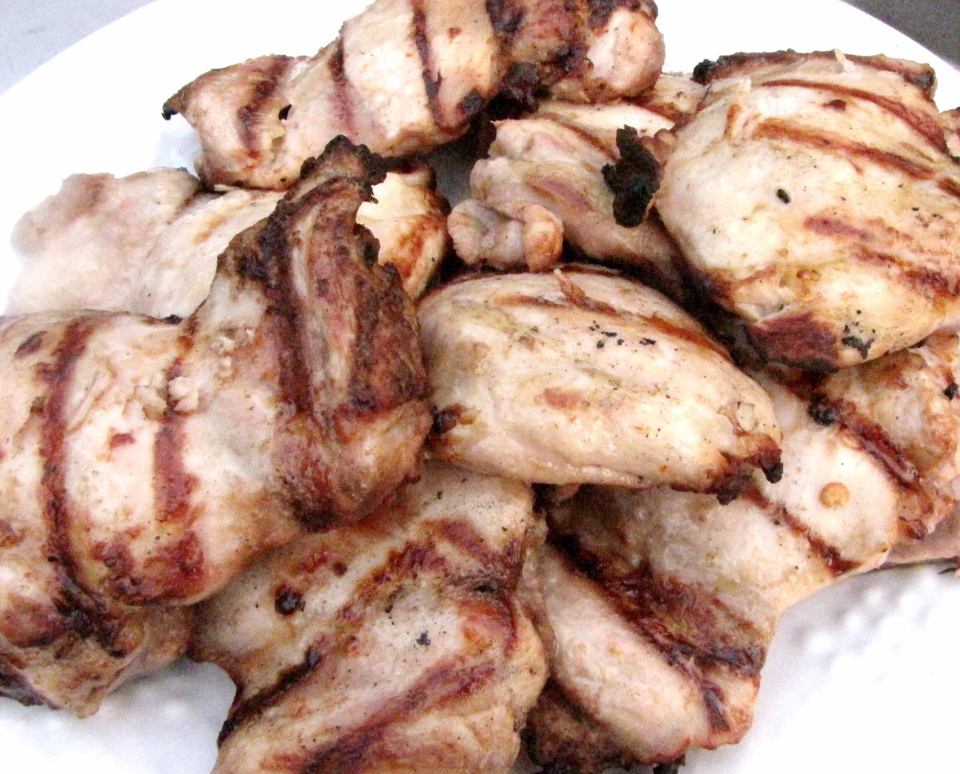 Cumin, Lime And Garlic Grilled Chicken Recipes — Dishmaps