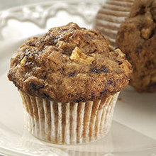 Apple Muffins from King Arthur Flour