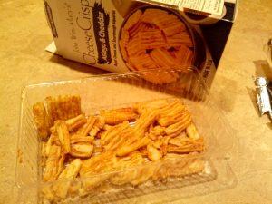 CheeseSticks - Asiago & Cheddar