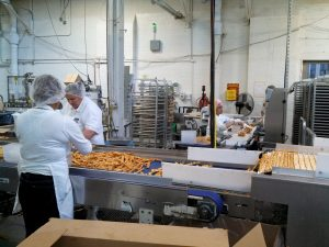 CheeseSticks production