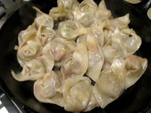 Cooking Pot Stickers