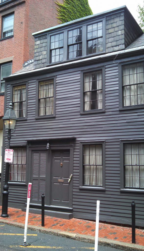 George Middleton House Boston