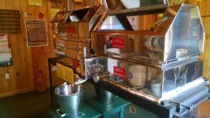 Vermont Maple - Evaporator