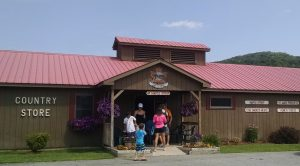 Vermont Maple Outlet - outside