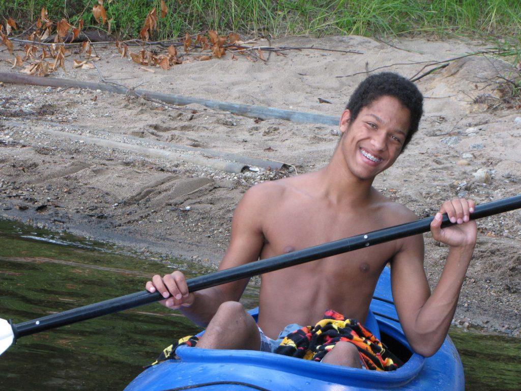 Kayak Kid