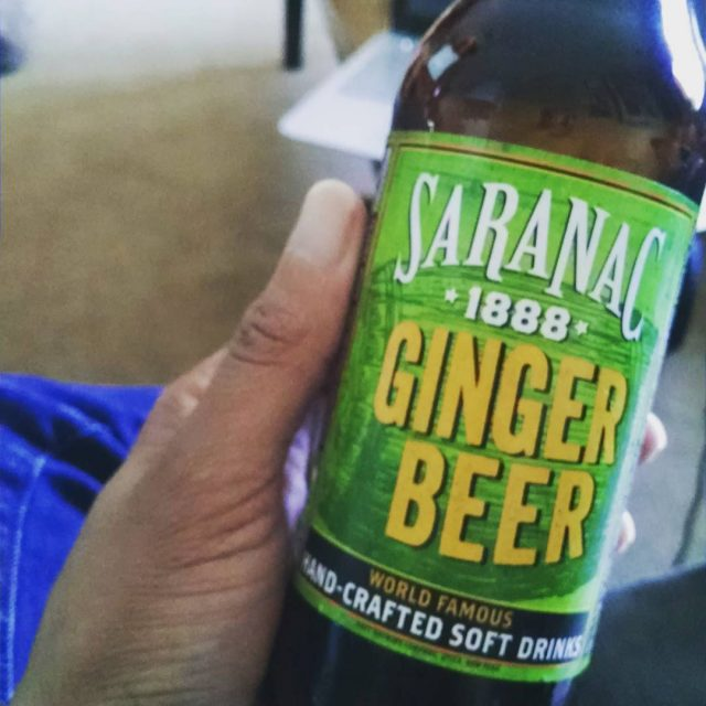 saranacbrewery ginger beer is delicious even without dark rum Almosthellip