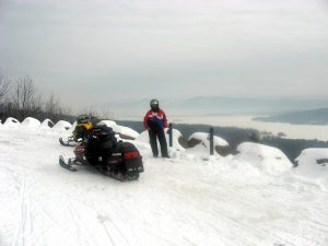 snowmobile activities