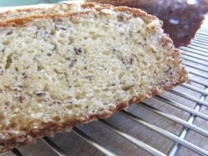 Sour Cream Banana Bread