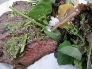 Skirt steak - chimichurri (1024x768)