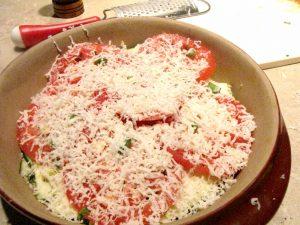 Tomato Zucchini Bake - ready to bake (1024x768)