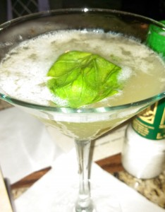 Bonefish Grill Bees Knees Martini