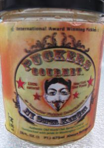 Puckers Gourmet Kimchi