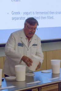 Cornell - yogurt demo
