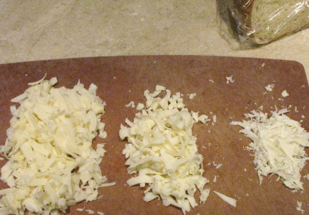 Grated Cabot Cheese