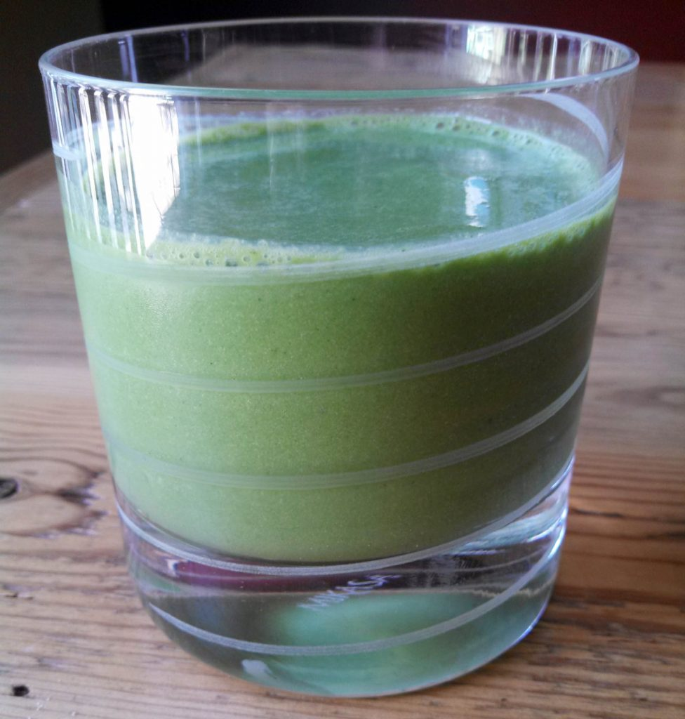 Green Ginger Smoothie