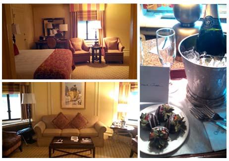 Boston - Omni Parker House - Kimversations