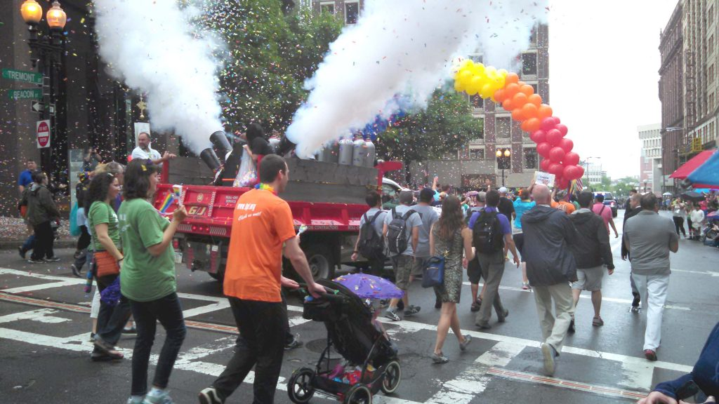 Boston Pride 2014!