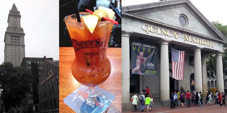 Boston - Tourist - Kimversations