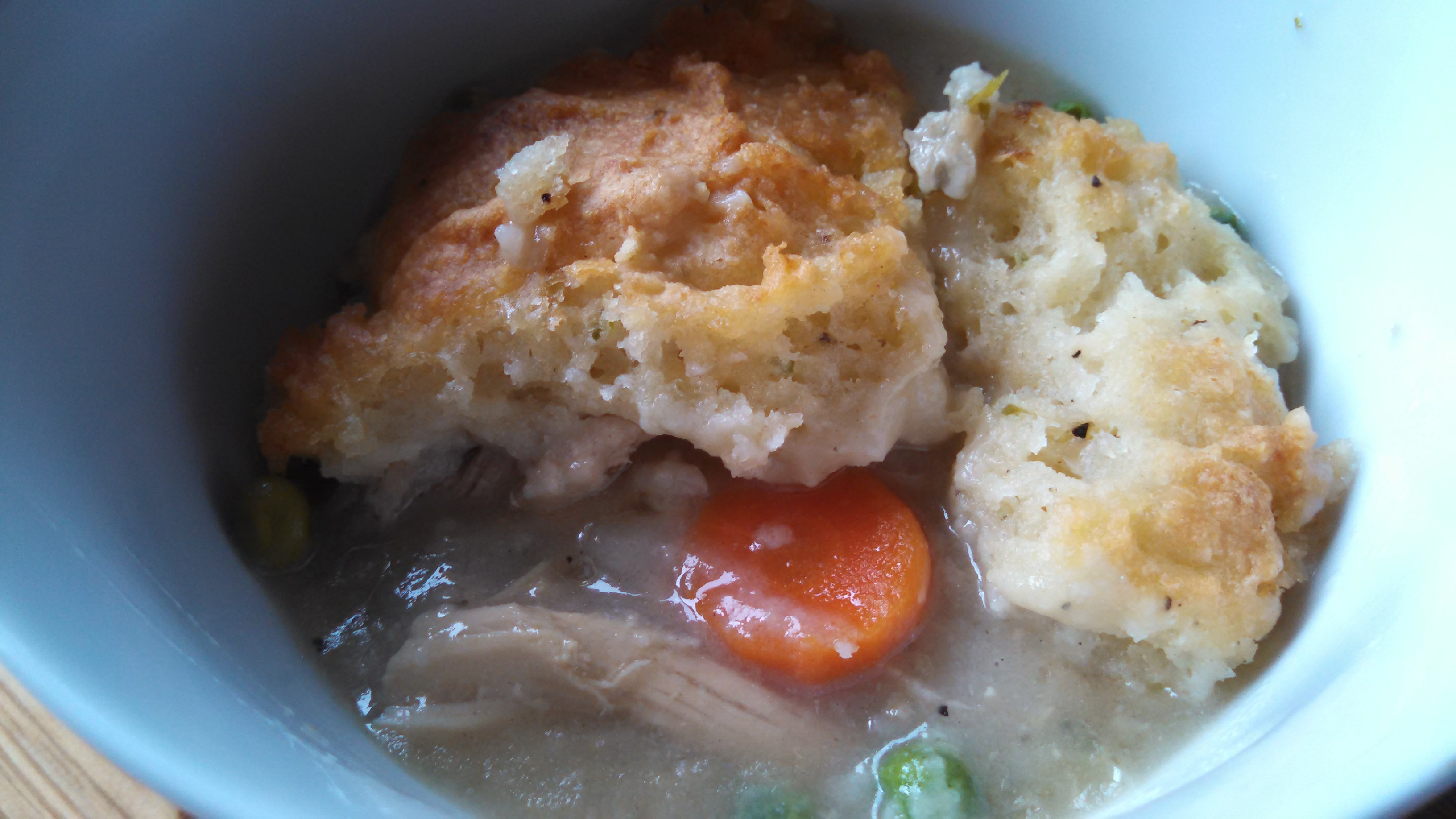 Buttermilk Herb Drop Biscuit
