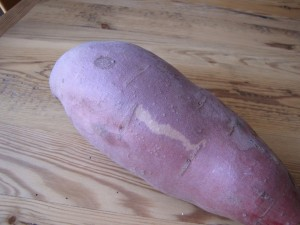 asian sweet potato