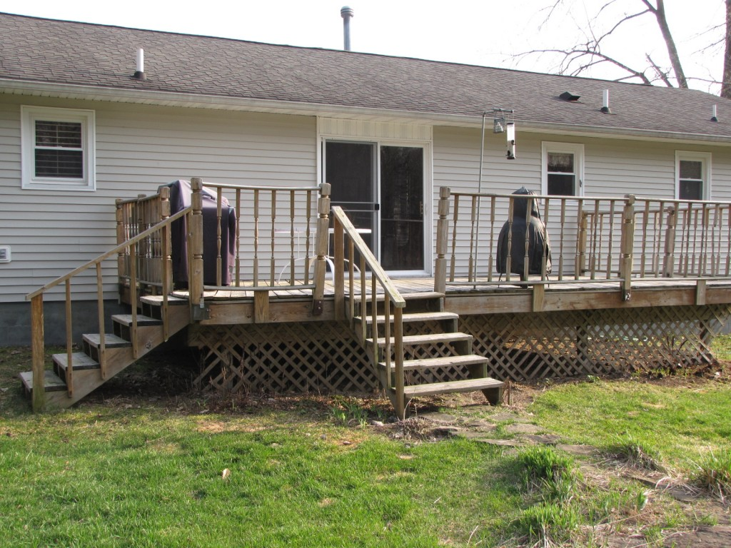 Deck - Before 2