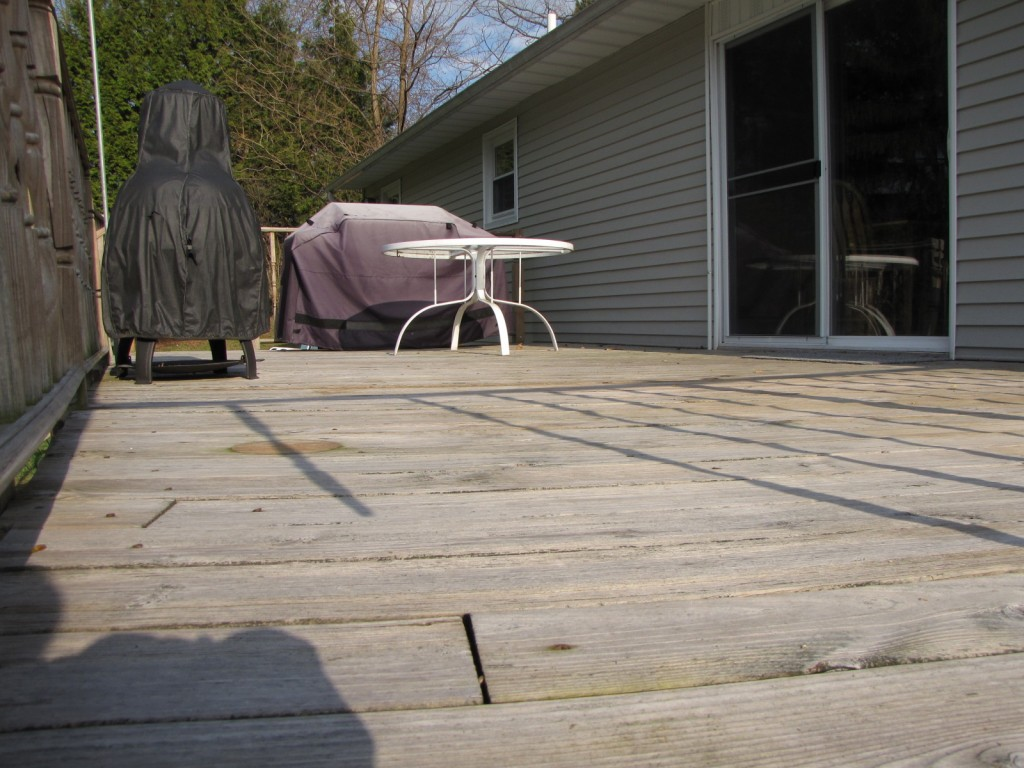 Deck - floor