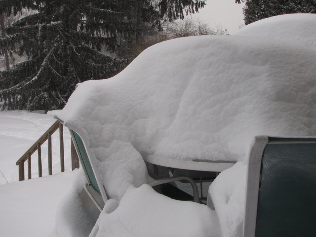 FHLS - Snow on deck
