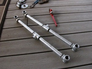 Table Legs with pipe