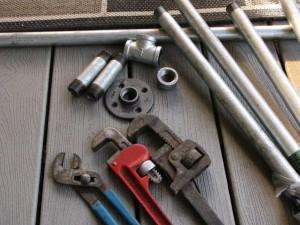 Tablel Parts - Tools