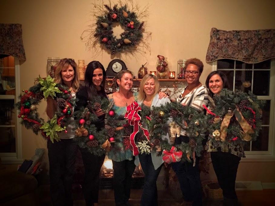 DIYChristmasWreaths