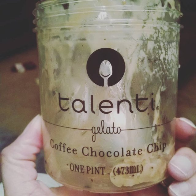Good til the last drop! talenti gelato guiltypleasure
