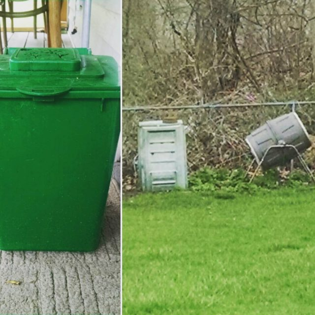 Our collection of composters a small one for every dayhellip