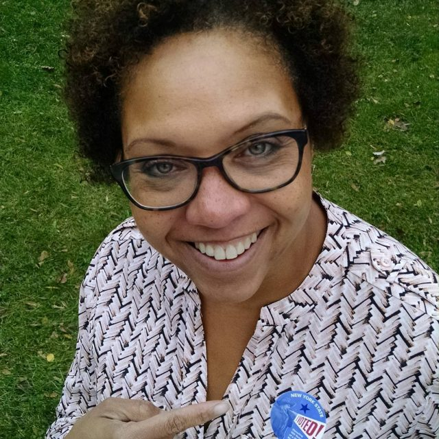 I got my pin! Thanks Rosalie Gardiner Jones Sojourner Truthhellip