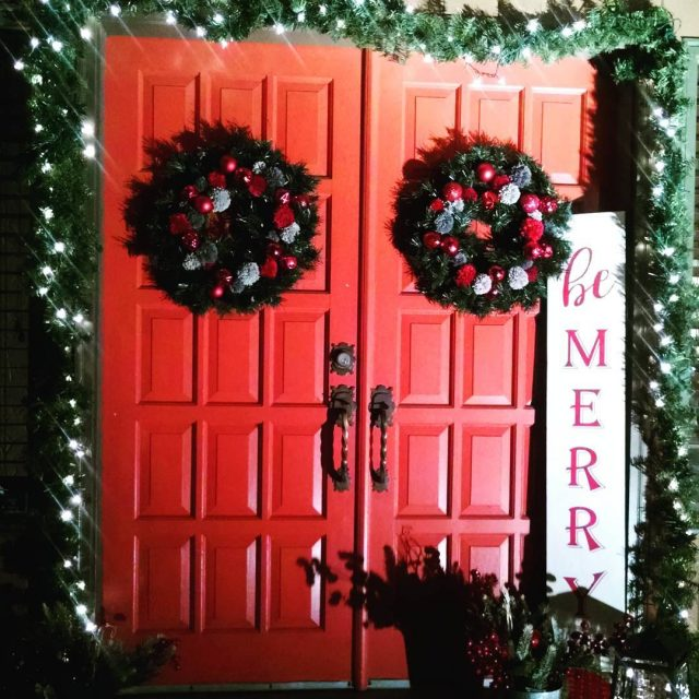 I have always loved this front door And love ithellip