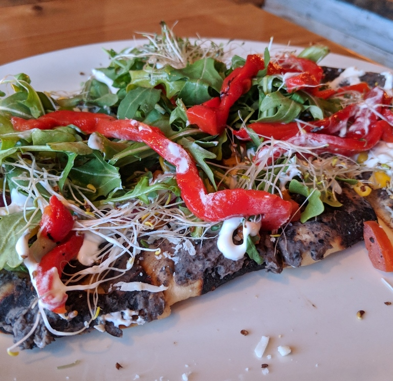 Mexican Flatbread - The Shop - Troy, NY
