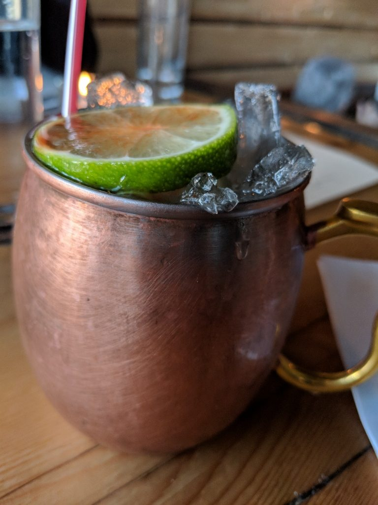 The Shop - Moscow Mule