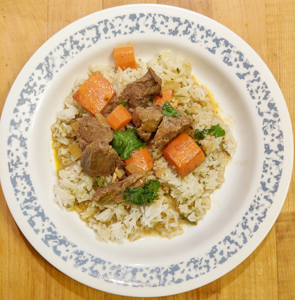 Lamb Curry - Kimversations
