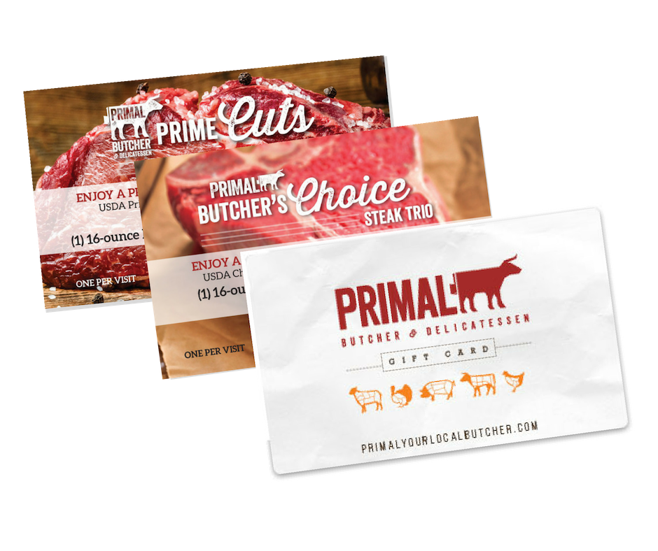 Primal Your Local Butcher